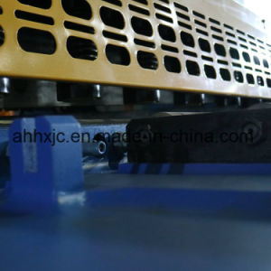 Competitive Price International Standard CNC Hydraulic Guillotine Shearing Machine for Sale pictures & photos