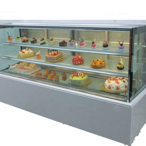 Best Selling Commercial China Bakery Chocolate Cold Cabinet Showcase Freezer pictures & photos