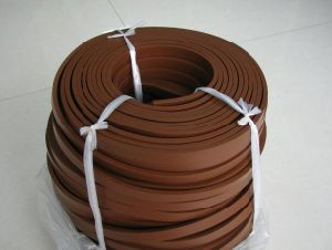 Factory Supply Rubber Extrusion Strip, Rubber Strip pictures & photos