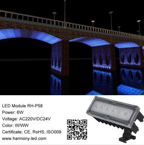 Muti-Color LED Waterproof IP65 LED City Light LED Wall Lamp pictures & photos