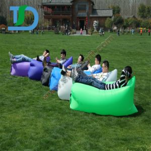 Fashion Fast Air Lounger Sofa for Traveling Camping pictures & photos