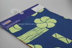 Big Repeat Printing Cotton Fabric-Lz7998 pictures & photos