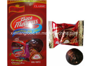 Marshmallow Coated with Chocholate pictures & photos