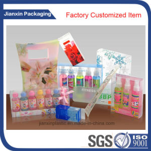 Customize Plastic Cosmetics Packaging Box pictures & photos