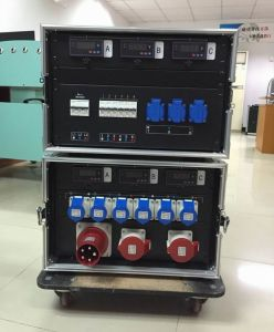 3 Phase 32A Power Input Distribution Box pictures & photos