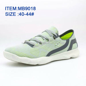 Newest Fashion Men′s Sneakers Sports Shoes Wholesale Customize (MB9018) pictures & photos