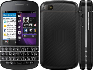 for Blackberry Bb 4G Original Smart Mobile Phone (BB Q10) pictures & photos