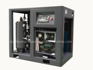 120HP (90KW) High Power Energy Saving Twin-Screw Inverter Air Compressor pictures & photos