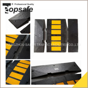 High Strength Rubber Speed Hump (S-1121) pictures & photos
