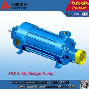 MD (s) Type Horizontal Wear-Resistant Centrifugal Multistage Pump