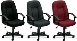 Cheapest Manager Office Chair with Fabric and Nylon Foot (SZ-OCK09) pictures & photos