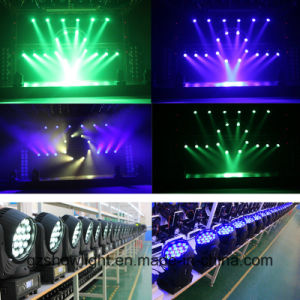 19PCS 12W LED Moving Head/LED Beam Moving Head pictures & photos