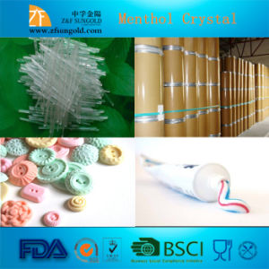 High Quality 99% Natural Menthol Crystal pictures & photos