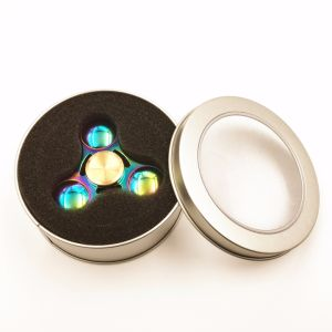 Colorful Titanium Alloy Fidget Spinner pictures & photos