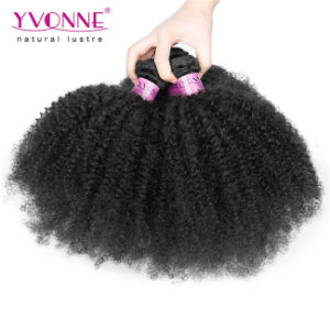 Wholesale Brazilian Virgin Afro Kinky Human Hair pictures & photos