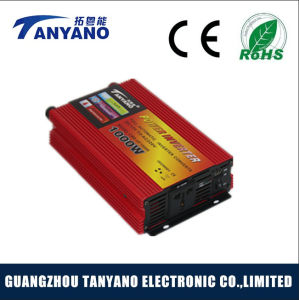 Double Cooling Fans 1000W Modified Sine Wave Inverter pictures & photos