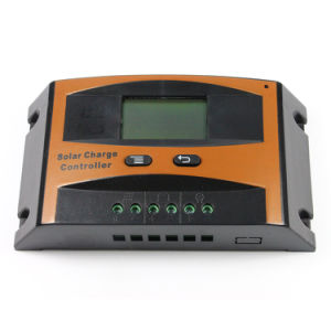 24V/12V 20AMP Light+Timer Control Solar Panel Controller Regulator Ld-20A pictures & photos