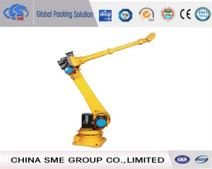 High Quality 6 Axis CNC Bag Palletizing Robot pictures & photos