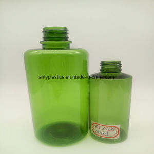 Cylindrical Shape Plastic Container Bottle pictures & photos