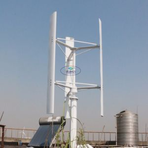 2000W Vertical Axies Wind Generator 48V 96V 110V 120V 3 Blades pictures & photos