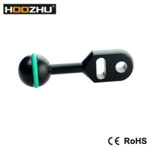 Hoozhu S25 3 Inch Ball Arm Support for Diving Light pictures & photos