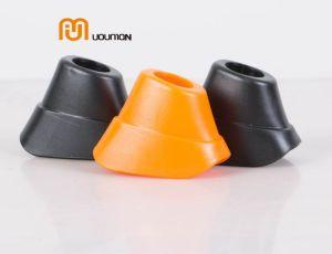 Custom Made Plastic Decorative Cover/ Cover Cap PVC TPR PC PE PP