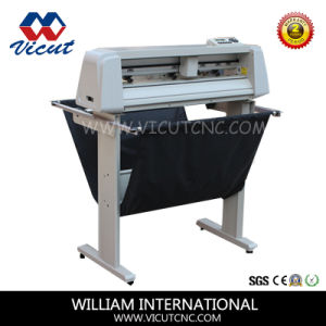 Cheap Cutting Plotter Machine Mini Vinyl Cutter (VCT-720AS) pictures & photos