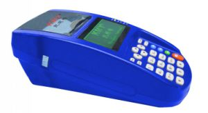 Kmy801d3 GSM Type Handheld POS Printer Lottery Ticket Printing Machine for Sale Customizable Software pictures & photos