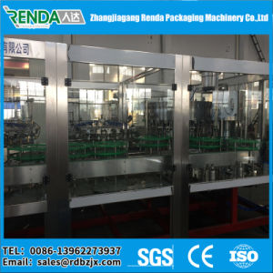 Zhangjiagang Glass Bottle Beer Filling Machine pictures & photos