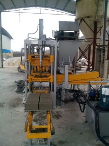 Manual Hollow Block Machine Production Line pictures & photos