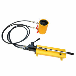 Professional Factory Single Acting Hydraulic Jack Cylinder pictures & photos