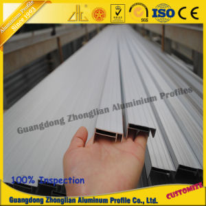 Factory OEM Aluminum Extrusion Profiles for Construction & Solar Frame pictures & photos