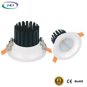 25W/40W/50W COB-CF01 Series Fixed LED Downlight pictures & photos