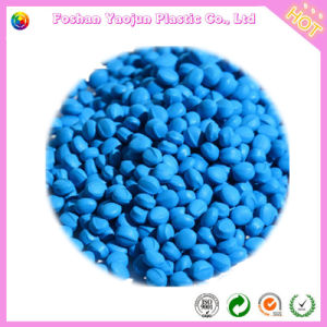 Turquoise Masterbatch for Thermoplastic Elastomer pictures & photos