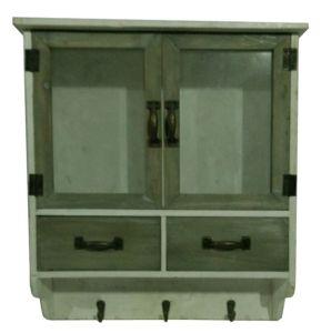Design with Drawer and Door Indoor Hanging Cabinet pictures & photos