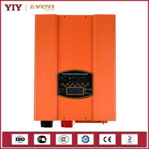 High Power 12kw Single Phase off Grid Pure Sine Wave Inverter pictures & photos