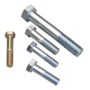 Hex Bolts Fine Pitch for DIN960/DIN961 pictures & photos