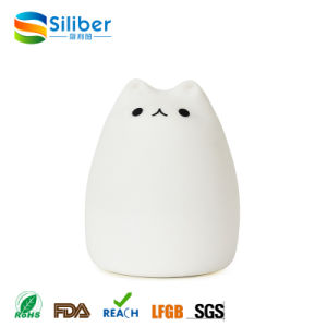 New Product Silicon Baby LED Sensor Switch Light