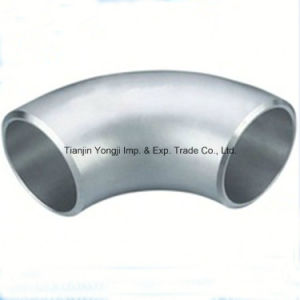 321 Stainless Steel Welded Pipe Fittings Elbow pictures & photos