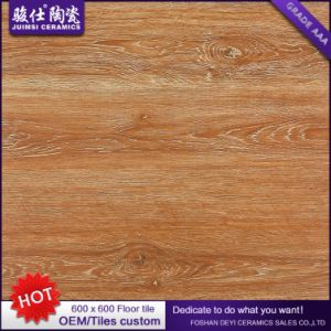 2016 Customized Non-Slip Rustic Ceramic Wooden Floor Tile