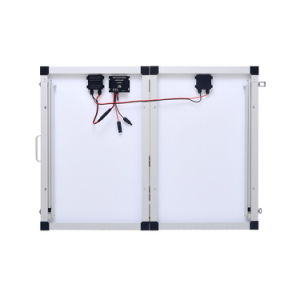 120W (2PCS X 60W) Monocrystalline Silicon Solar Panel pictures & photos