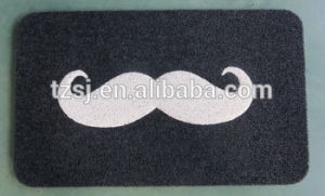 Non-Slip PVC Floor Mat Entrance Door Mat pictures & photos