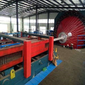 Widely Used Flexible Metal Hose Wire Braiding Machine pictures & photos