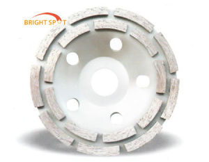 Diamond Grinding Cup Wheel for Granite/Marble/Concrete Polishing pictures & photos