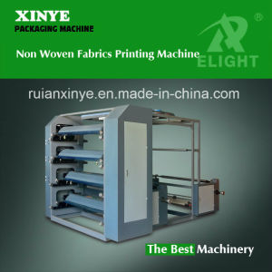 Fully Automatic Nonwoven Flexo Printing Press Machine for Sale pictures & photos