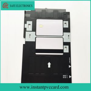 Inkjet PVC ID Card Tray for Epson P50 Printer pictures & photos