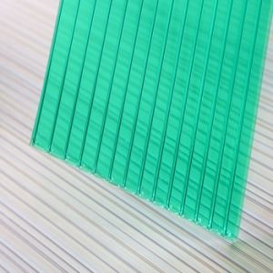 UV Coating Anti-Fog PC Hollow Sheets for Greenhouse pictures & photos