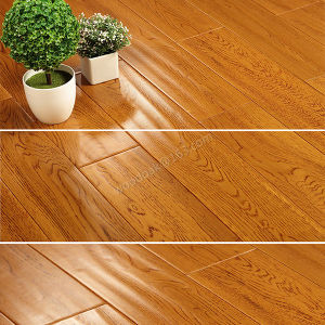 Hardwood Flooring for White Oak Handscraped Wood Flooring pictures & photos