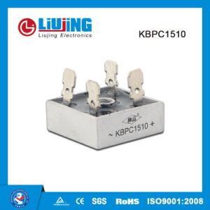 Kbpc1510 15A 1000V Bridge Rectifiers for Automate Contol pictures & photos