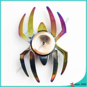 Wholesale Colorful Metal Spider Shape Fidget Spinner EDC Desk Fidget Spinner Toy pictures & photos